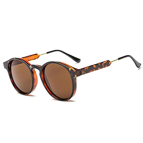 Sonnenbrille Sunglasses Retro Runde Sonnenbrille Frauen Design Transparente Weibliche Sonnenbrille Männer Multi