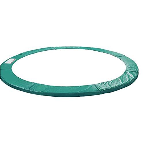Cama elástica de la tapa exterior 6 pies cama elástica envolvente reemplazo del cojín de PVC trampolín reemplazo cojín de la seguridad universal cama elástica cubierta del borde exterior de la