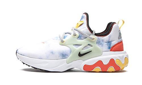 Nike React Presto Casual Running Shoe Mens Cw7303-900 Size 9.5