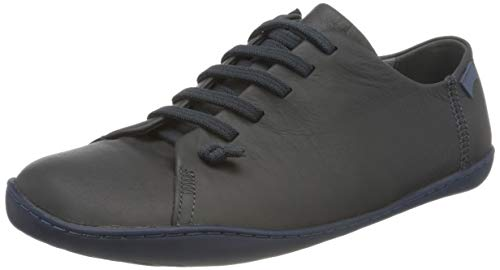 CAMPER Mens Peu Sneaker, Medium Gray, 42 EU