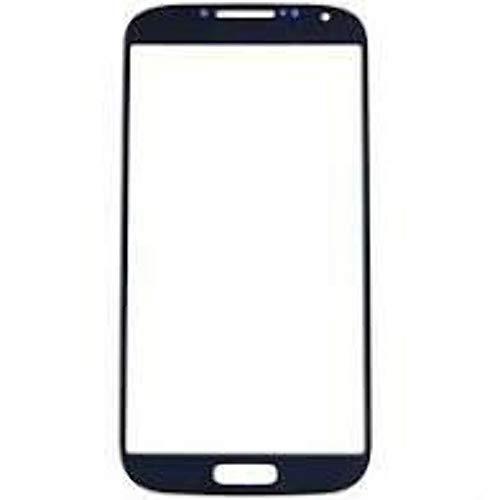 Frontglas Ersatz Austausch Touch Display Front Glas für Samsung Galaxy S4 Mini GT-I9195 Scheibe Glass LCD Window Schwarz