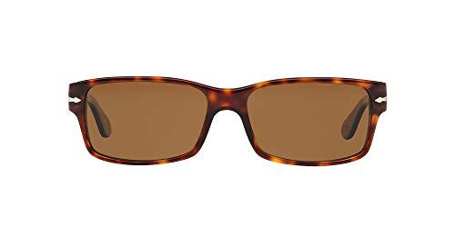 Persol Po2803s gafas de sol, Marrón (Havana/Brown), 58 Unisex-Adulto