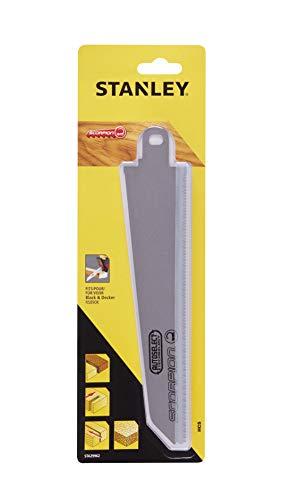 Stanley STA29962-XJ handzaagblad HCS (universele zaag geschikt voor Autoselect Scorpion zaag van Black+Decker, 200mm zaaglengte, voor hardhout, zacht hout en spaanplaat)