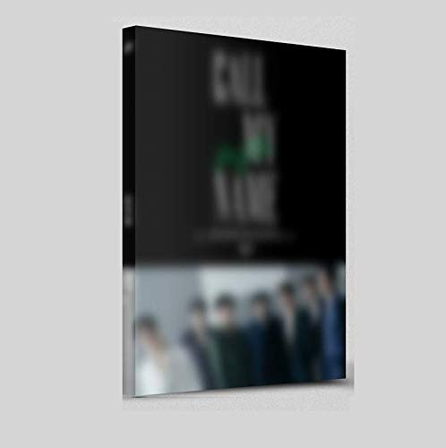 JYP Entertainment GOT7 - Call My Name [C ver.] Album+Folded Poster+Double Side Extra Photocards Set