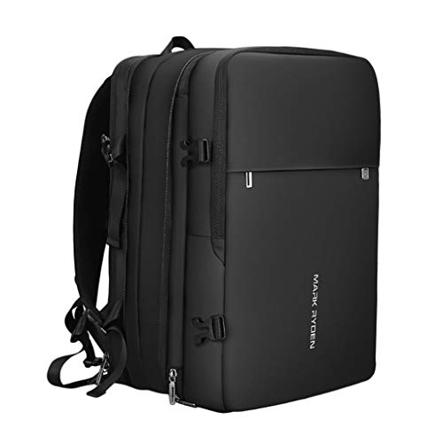 Amuzocity Anti-theft Oxford Business Backpack for 17' Laptop W/USB Charging Port