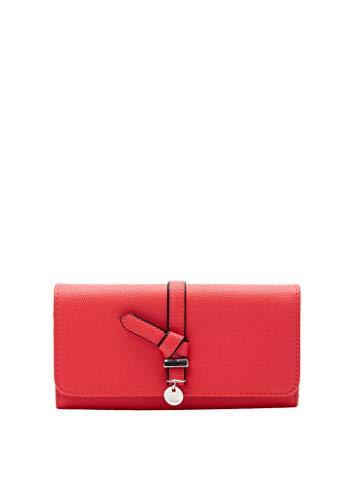 s.Oliver (Bags) Damen Portemonnaie Reisezubehör- Brieftasche, 3210 Coral, 1 EU