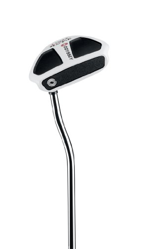 Odyssey Versa Tank 2-Ball Putter, Right Hand, 34-Inch