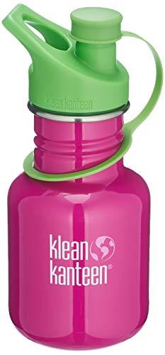 Klean Kanteen Erwachsene Classic mit Sport Cap 3.0 Trinkflasche, Wild Orchid, S