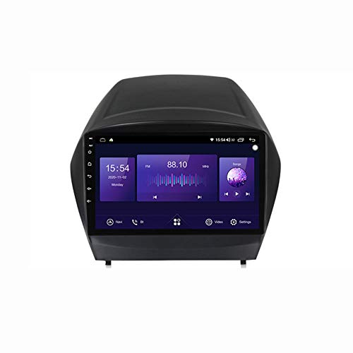 Android Autoradio 9' Pantalla Tactil Para Coche HD Radio De Coche Bluetooth SWC Per Hyundai Tucson 2 LM IX35 2009 - 2015 Coche Audio FM/Am/RDS Radio Video Player Bluetooth Radio Pantalla,7862,6G+128G