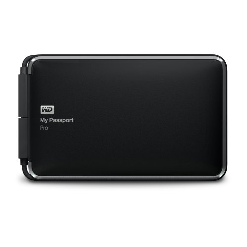 WD 2TB My Passport Pro Portable External Hard Drive - Thunderbolt -...