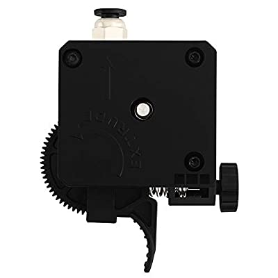 Titan Extruder Parts 3D Printer Stock Feeder Compatible with ANYCUBIC Mega S X Series,CR10,Ender 3 Series DIY 3D Printer, ED3 V6 Hotend J-Head Bowden Mounting Bracket 1.75mm PLA Filament
