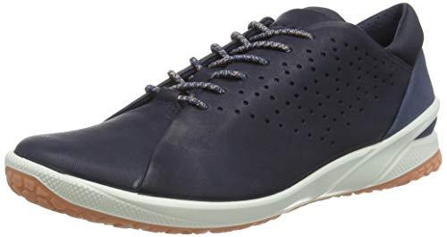 ECCO Damen BIOMLIFE Sneaker, Blau (Marine 1038), 39 EU