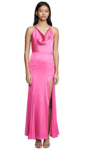 Fame and Partners Women's The Fortitude Dress, Hot Pink, 4