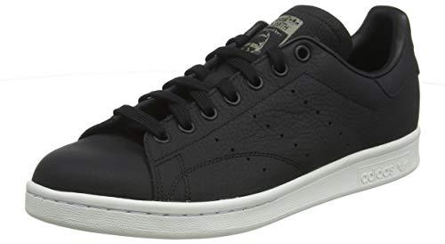 adidas Stan Smith, Zapatillas de Gimnasia para Hombre, Negro (Core Black/Crystal White/Trace...