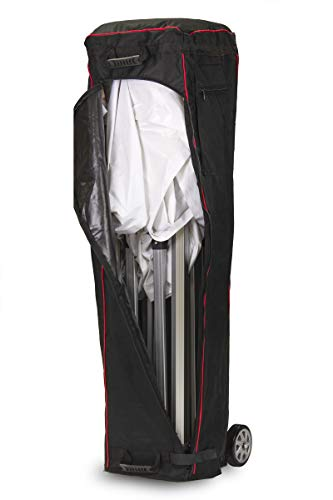 Bulhawk® Reisetasche mit Rädern, für 3 x 4,5 m, robuste 50 mm große Pop-Up-Pavillons
