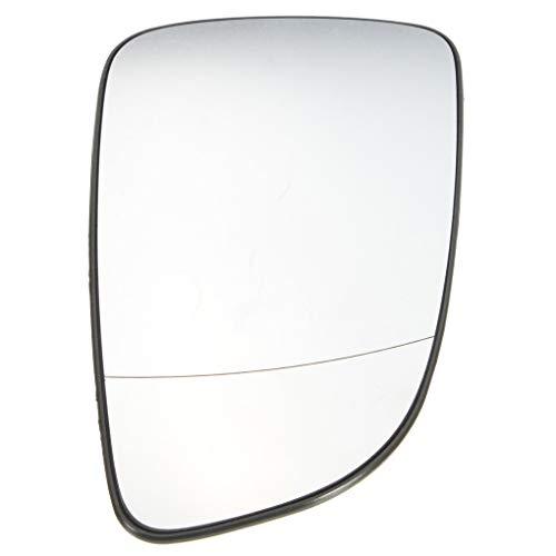 wufeng Rechts Fahrerseite Beheizte Flügel Vauxhall Spiegelobjektiv für Spiegelglas Objektiv Ersatz für Opel Astra H MK5 2004-2008