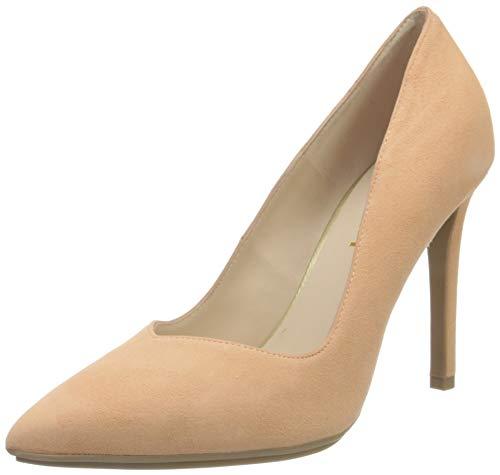 lodi Victory-GO, Zapato Salón para Mujer, Ante Peach, 39 EU