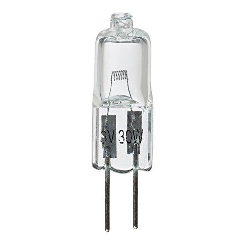 AmScope BH-6V30W 6V 30W Halogen Microscope Bulb