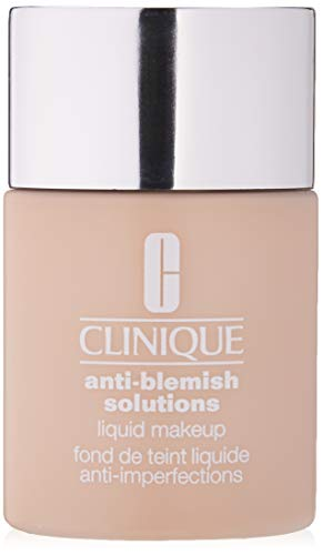 Clinique Anti-Blemish Solutions Liquid Makeup Fondotinta, 01 Alabaster - 20 ml