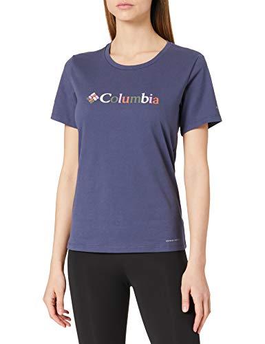 Columbia Alpine Way Screen Camiseta para mujer
