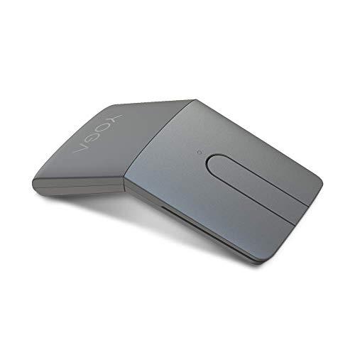 Lenovo GY50U59626 Ratón Yoga con Presentador Láser (Gris)