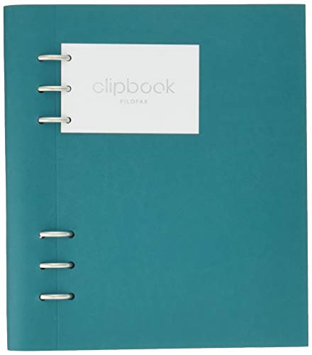 Filofax Ablagemappe Nachfüllbar Notizbuch - Übergeordneten - Blau
