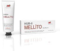 HUB-II Mellito Doğal ve Temiz İçerikli Diş Macunu, 75 ml