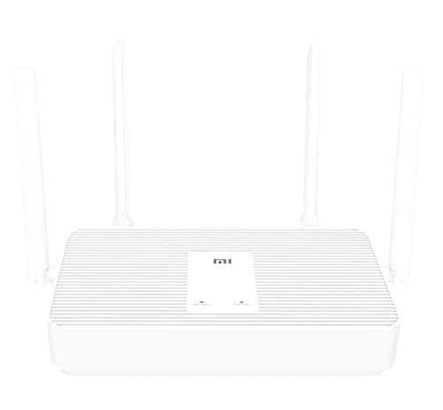 Xiaomi Mi Router AX1800 WiFi 6 2.4GHz/5GHz 1800 Mbps y 4 antenas