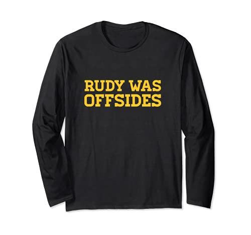 Rudy fue fuera de CFB Manga Larga
