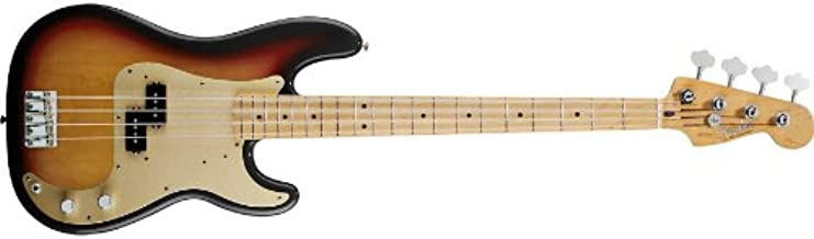 Best fender 50s precision bass sunburst Reviews