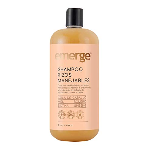 Shampoo Cabello Rizo marca emerge