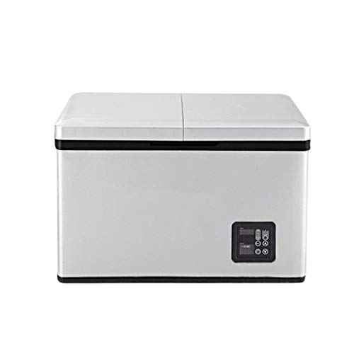 Auto Kühlschrank Kompressor Kühlung -20 ℃ Fast Refrigeration Box Portable Auto nach Hause Dual-Use-Schlafsaal Travel Low Noise Large Capacity, 18L, 12V / 24V Gefrierschrank