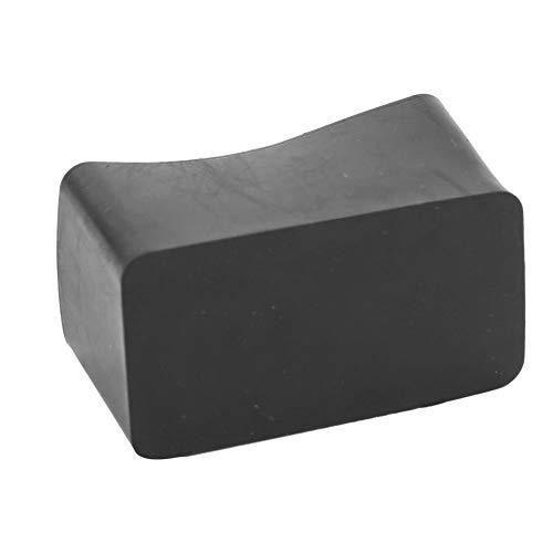 Weikeya Perfiles de aluminio Cubierta de pie de goma, fácil de usar Tornillos de madera Almohadillas de pie Material de goma para perfiles de aluminio industriales 2040