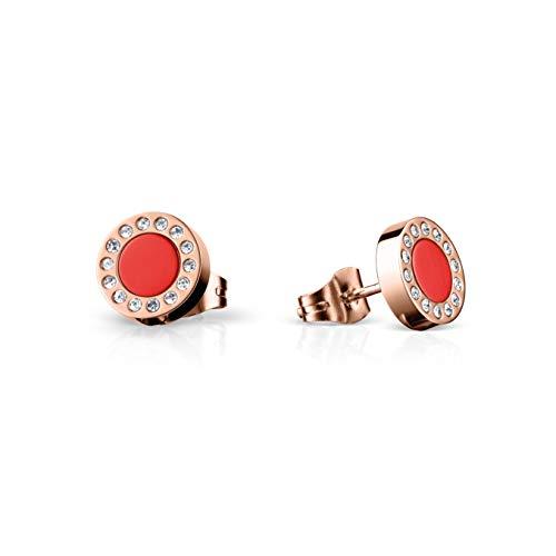 BERING Ohrring für Damen in rosé gold | 707-349-05