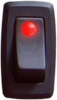 Keep It Clean 126015 Red 16 12V Amp Switch Illuminated 3 Max 53% OFF Rocker Sales