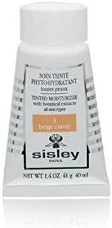Sisley Tinted Moisturizer with Botanical Extracts # 3 Cuivre, Beige, 41 g