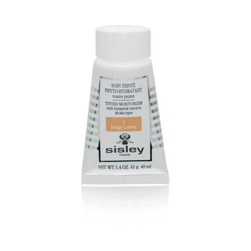 Sisley Soin Teinte Phyto-Hydratant 03 beige Cuivré unisex, getönte Tagespflege 40 ml, 1er Pack (1...
