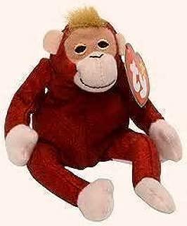 Mcdonalds Happy Meal TY Schweetheart the Orangutan Toy Plush Animal #12 2000 by McDonald's