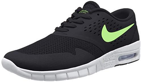 Nike SB Eric Koston 2 Max Schuhe Black-Flash Lime-White - 42,5