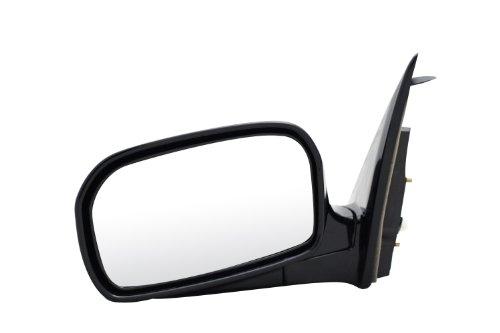 Pilot hd0809410–6l00Honda Civic Hybrid negro cable de no climatizada Reemplazo lado del conductor espejo