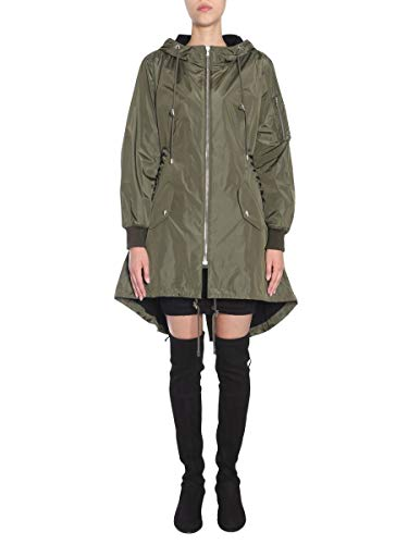 Moschino Luxury Fashion Damen A062055141440 Grün Jacke | Frühling Sommer 19