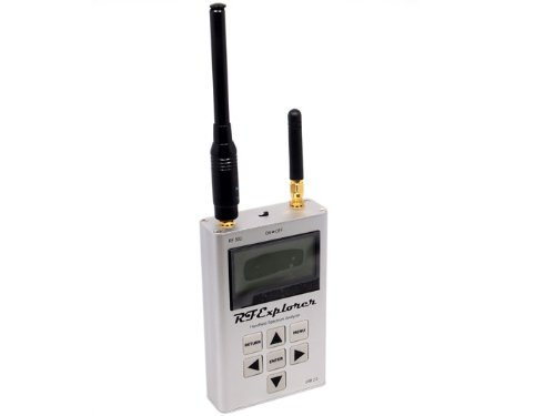 RF Explorer - ISM Combo and Handheld Spectrum Analyzer 240 - 960 MHz and 2.35 – 2.55 GHz