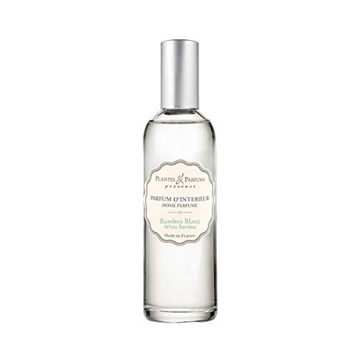 Plantes et Parfums de Provence - 80647 - Parfum D Interieur en Spray 100 ML Bambou Blanc