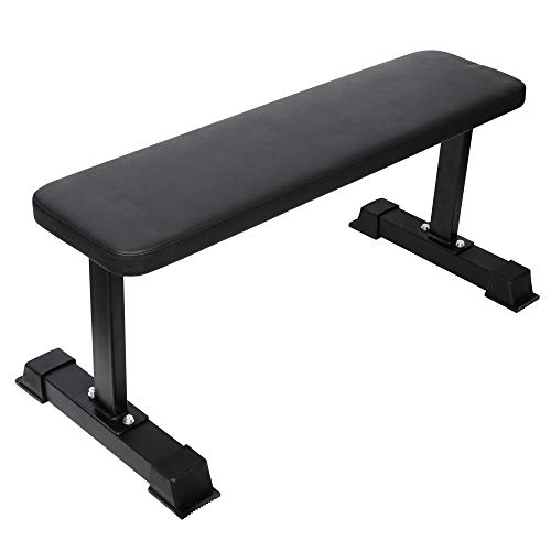 ZENY Flat Weight Bench Workout Utility Exercise Bench Press for Sit Up,Abs,Dumbbell Home Gym Fitness Weight Training Equipment