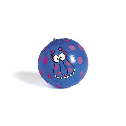 cama24com Monster Wasserbälle aufblasbar mit 4 verschiedenen Motiven klein 4 Stück Palandi®