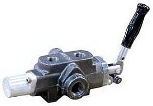 Brand Hydraulics DCF75TM154LS Directional 4-Way Valve 3//4 NPT//Lever//TM//Spring Center