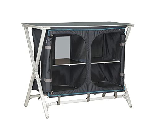 Bo-Camp Solid Deluxe  Mueble de cocina Antracita 100x50x82cm