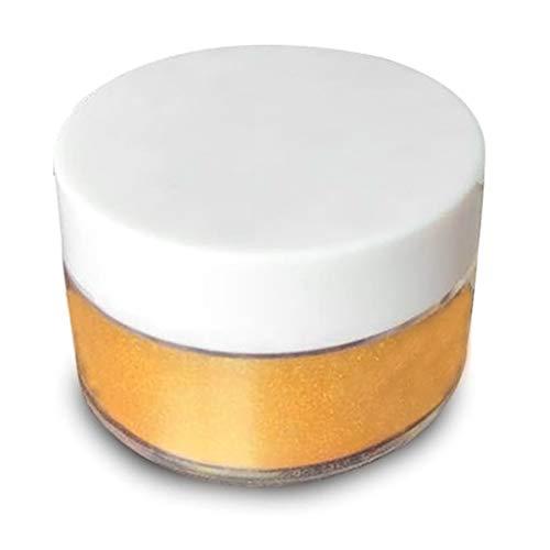 jiheousty 5g Essbare Flash Glitter Golden Silber Pulver Für Dekorieren Lebensmittel Kuchen Keks Backen Versorgung