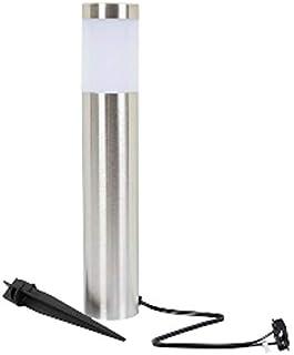 HPM RGLLED001 The Cacto The Cacto 12v Garden Light Bollard, Silver