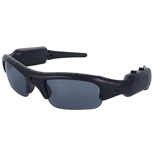 Gafas de Sol DVR con Mini cámara grabadora de Video Audio Player MP3 Eyewear 5.0 Smart Stereo Bluetooth Glass Wireless Sports